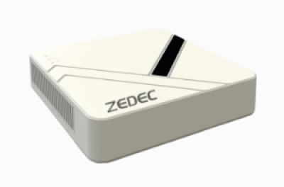 Detalhes do produto DVR ZEDEC - STAND ALONE 4/8 CANAIS