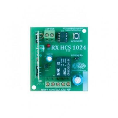 Detalhes do produto Receptora Externa - RX HCS1024 - Rossi