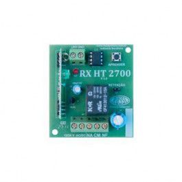 Detalhes do produto Receptora Externa - RX HT2700 - Rossi