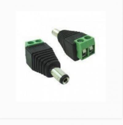 Detalhes do produto Conector PLUG P4 ZEDEC - MACHO COM BORNE E PARAFUSO