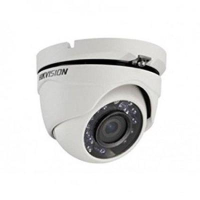 Detalhes do produto Câmera Dome Metal Turbo FullHD 1080p Hikvision