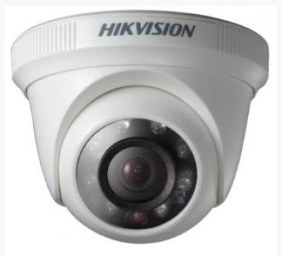 Detalhes do produto Câmera Analógica Hikvision Turbo HD - DS-2CE56C0T-IRP